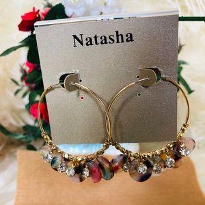 NWT Natasha Earrings